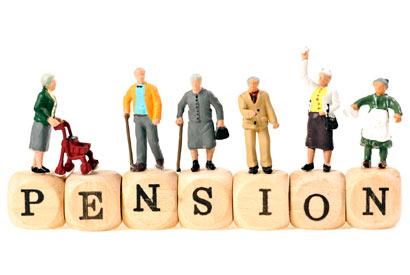 pensión jubilacion